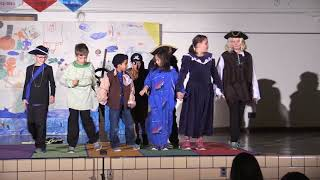 10.25.2017 West Side Plays: Beauty and The Pirate Beast, A Princess, A Dragon, and Saint George
