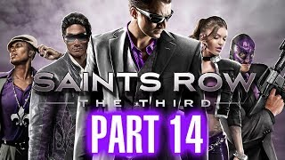 Saints Row The Third Walkthrough Part 14 - Trojan Whores - HD