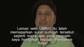 RPK Speaks His Mind   Altantuya Statutory Declaration Malay Subtitle
