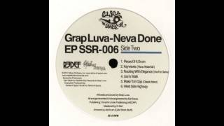 Grap Luva - Pieces of A Drum (2011) (Instrumental)