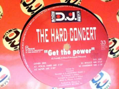 THE HARD CONCERT - Get The Power (Hard Vocal Mix)