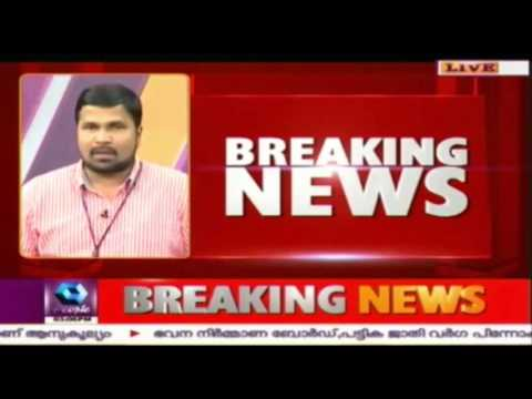 Surgery Equipment Stitched Inside Body In Nedumangad