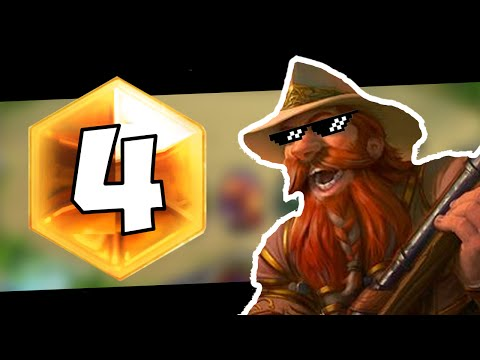 Hearthstone is Silly - Episode 4 - HE HAD THE PERFECT CARDS