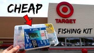 CHEAP Target Fishing Kit CHALLENGE (Interesting!)