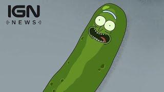 Rick and Morty: Adult Swim Hasn't Ordered Season 4 Yet - IGN News