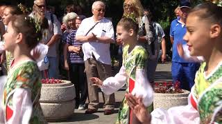 """Летіла зозуля"". ""Сюрприз"" на Олимпийском дне в Одессе"