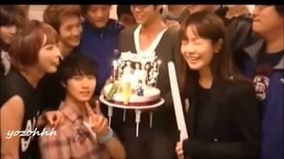 Han Ji Min & Park Yuchun Moment It