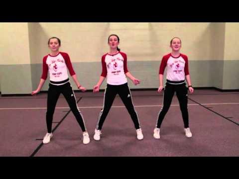 12th Street Rag Jump Skills Video
