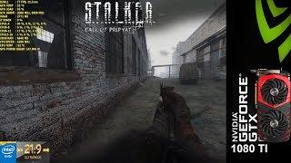 S.T.A.L.K.E.R Call Of Pripyat Misery v2.2 Mod Maxed Out 3440x1440 | GTX 1080Ti | i7 5960X 4.3Ghz