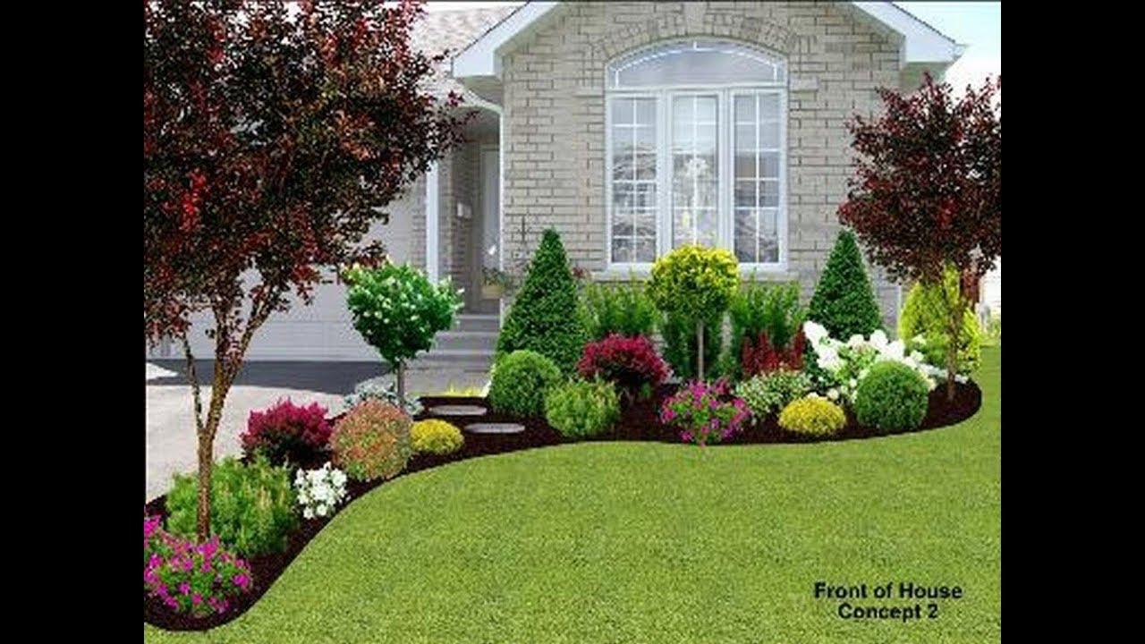 Creative Front Yard Landscaping Ideas Diy Small Front Yard