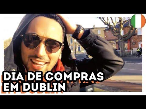 QUANTO CUSTA UMA CAMERA NA IRLANDA? - COMPRAS EM DUBLIN - Estevam Pelo Mundo
