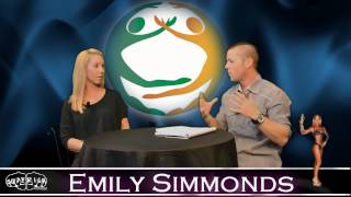 Miss Fitness Utah & Nutrition Exercise Consultant Emily Simmonds joins UR Superior Fitness Team