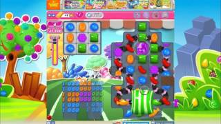 Candy Crush Saga Level 1432 (No Boosters)