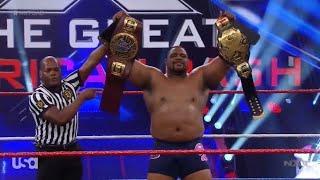Keith Lee Derrota Al Mejor Campeon de NXT, Adam Cole y Jericho vs Orange Cassidy se robo el show