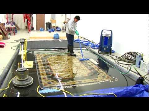 Santa Monica Oriental Rug Cleaning