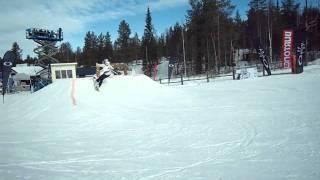 Cat Fight 2011(Levi, Finland) Третий день: 4 star TTR Slope Style