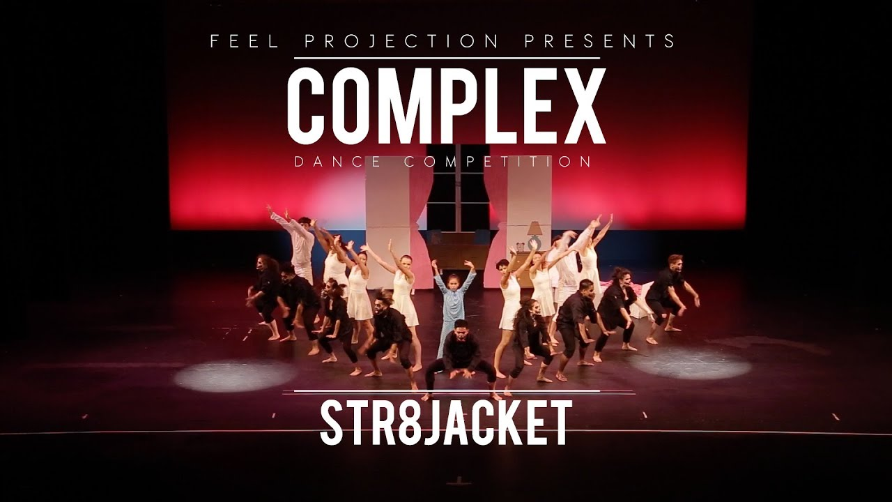 Complex 2015 - Str8Jacket (2nd Place) - YouTube