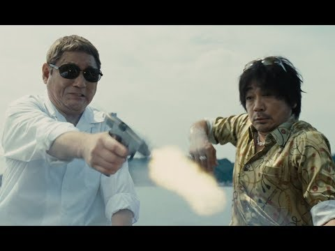 'Outrage Coda' directed by Takeshi Kitano  first English  exclusive