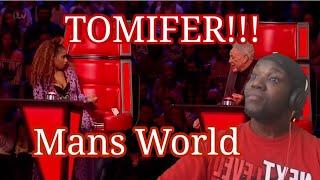 Download lagu Tom Jones and Jennifer Hudson   Mans World   The Voice UK (Reaction)