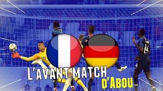 UEFA NATIONS LEAGUE: L'Avant Match FRANCE/ALLEMAGNE 🇫🇷🇩🇪😎