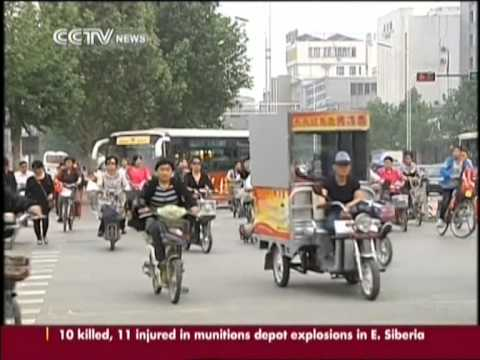 Heavy polluting factories moving out of Beijing