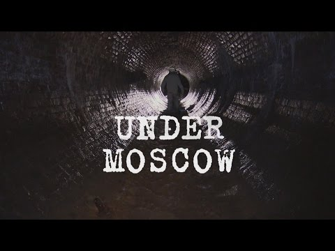 "Under Moscow: ""Diggers"" explore old bomb shelters and go rafting in subterranean tunnels"