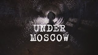 """Under Moscow: """"Diggers"""" explore old bomb shelters and go rafting in subterranean tunnels"""