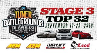 2019 PASMAG Tuner Battlegrounds Playoffs: Results Day (Stage 3: Top 32)