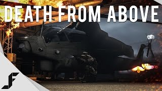 DEATH FROM ABOVE - Battlefield 4