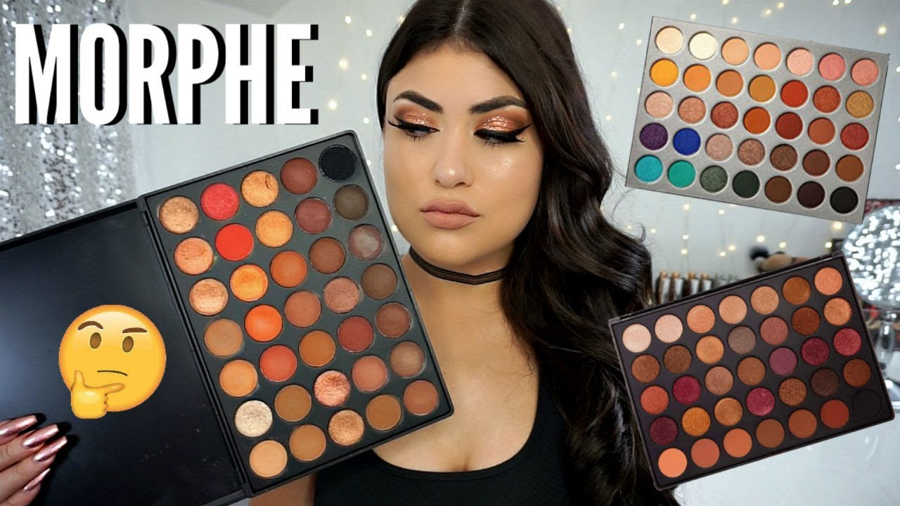 Morphe 35o2 Review Swatches Comparisons Do You Need It Youtube Morphe discounts and savings hacks. morphe 35o2 review swatches comparisons do you need it