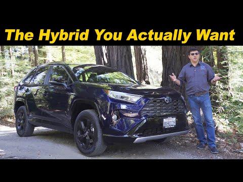 2019 / 2020 Toyota RAV4 Hybrid   The Best Compact Crossover