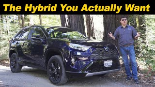 2019 / 2020 Toyota RAV4 Hybrid | The Best Compact Crossover