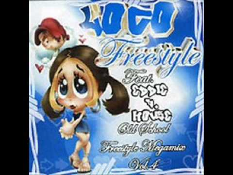 Eddie B House - Loco FreeStyle 4 (Ladies Mix)