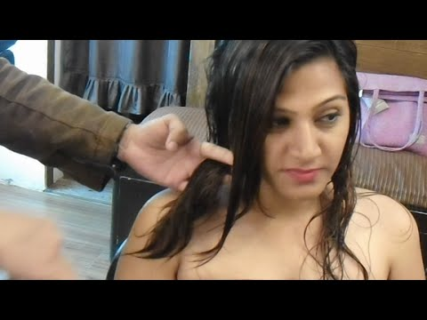 actress model sunita's repeat haircut  youtube