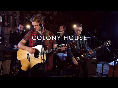 """Colony House """"Silhouettes"""" At Guitar Center mp3"""