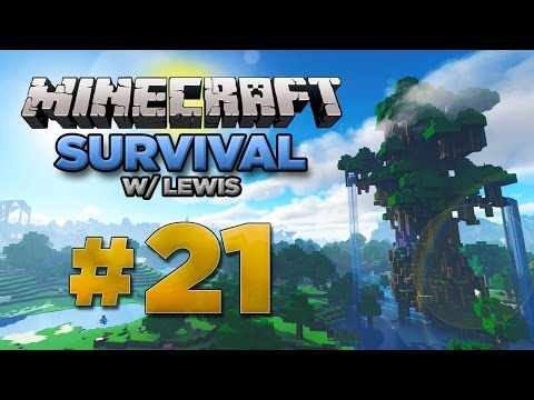 Minecraft Xbox: Survival Lets Play - Part 21 [XBOX ONE EDITION] 2016 Series - W/Commentary