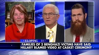 Family Members of Benghazi Victims React to