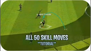 PES 2019 Mobile All Skills & Tricks | iOS & Android | Full HD