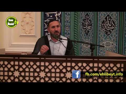 Hacı Ceyhun Quranin tefsiri Hacı Cavad mescidi (1)