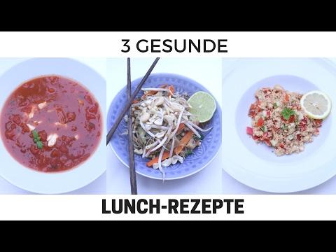 gesundes Mittagessen | Abnehmen