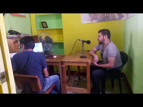 Entrevista con Nery Garcia de Radio Amiga Antigua Guatemala