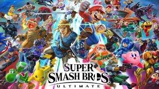 Super Smash bros ultimate !! nos damos de palos?
