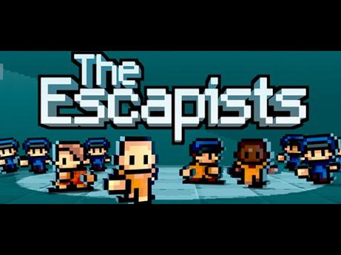 видео: TheEscapists!№3 Побег!