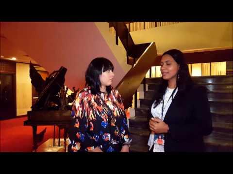 Rosa Silverio en las capsulas Literarias de la FILSD 2017