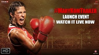 Mary Kom - Trailer Launch Event | Priyanka Chopra in & as Mary Kom | 5th Sept