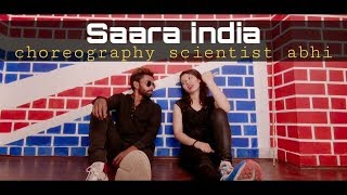 Saara India Astha Gill Dance choreography Scientist abhi Ft Aarti