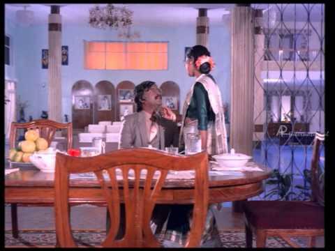 Nallavanukku Nallavan | Tamil Movie Comedy | Rajnikanth | Karthik | Radhika