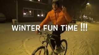 MTB Winter Fun Time !!!