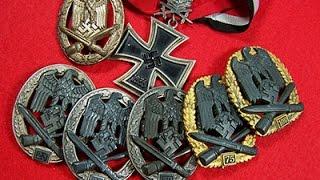 Квалификационные знаки сухопутных войск Вермахта