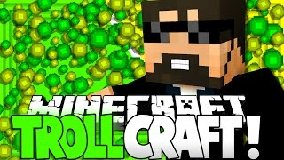 Minecraft: TROLL CRAFT |  THE EXPERIENCE TROLL?! [35]